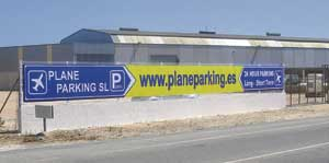 Airport parking San Javier Murcia Airport long and short term airport parking Murcia