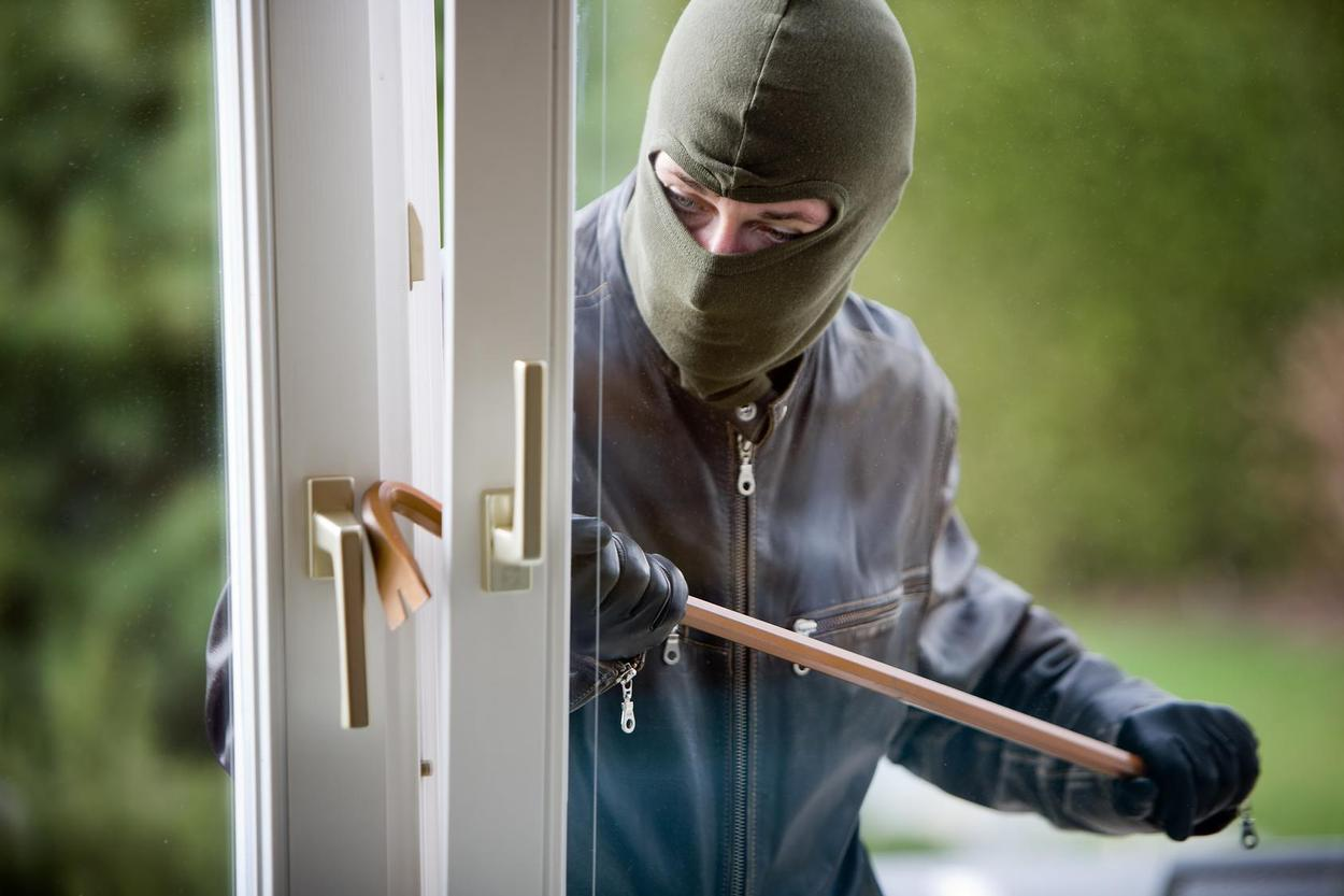 Home Burglar and Intruder Security Alarm Systems in the Murcia Mar Menor and Costa Calida areas of Spain