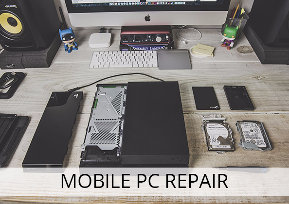 Mobile Computer Repairs and Translation Services Costa Calida Murcia