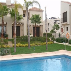 Golf Resort Property to Rent Long Term Murcia Spain