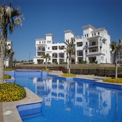 Apartments Property For Sale Hacienda Riquelme Golf Resort Murcia Spain