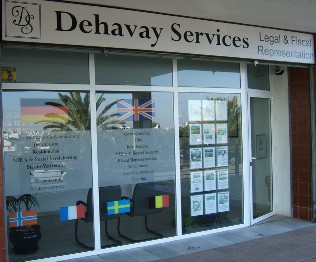 Business advice, Taxation issues, Conveyancing, Legal services in Villamartin Orihuela Costa