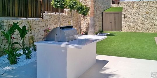 Landscape Gardeners and Artificial Grass Javea Costa Blanca