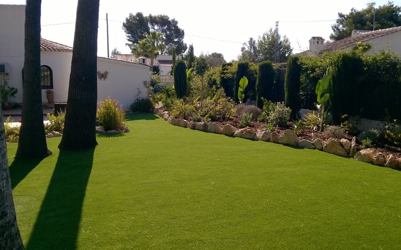 Artificial Grass Artificial Turf Alicante Costa Blanca