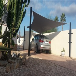 Velas Alicante, Sun Shade Sails, Custom Made Designs and Installation Costa Blanca Spain