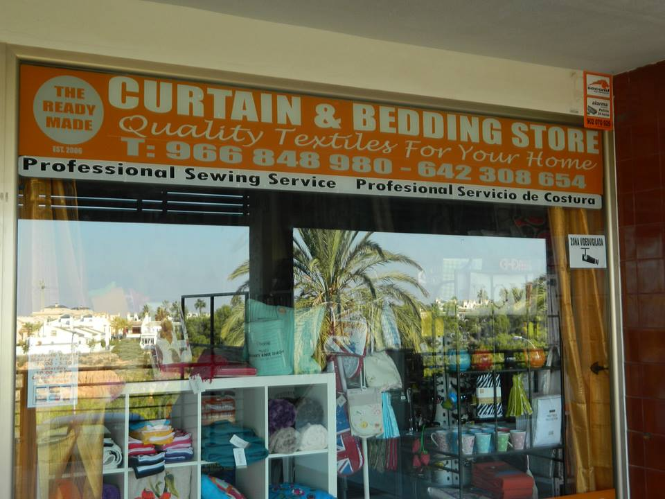 Curtain and Bedding Store Villamartin Orihuela Costa Torrevieja