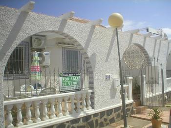 LOS ALCAZARES, LOS NAREJOS, Murcia a superb 2 bedroom bungalow property for sale only