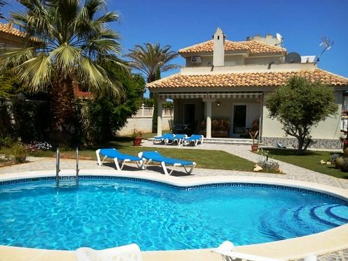 Swimming Pool Maintenance La Marina Costa Blanca Spain